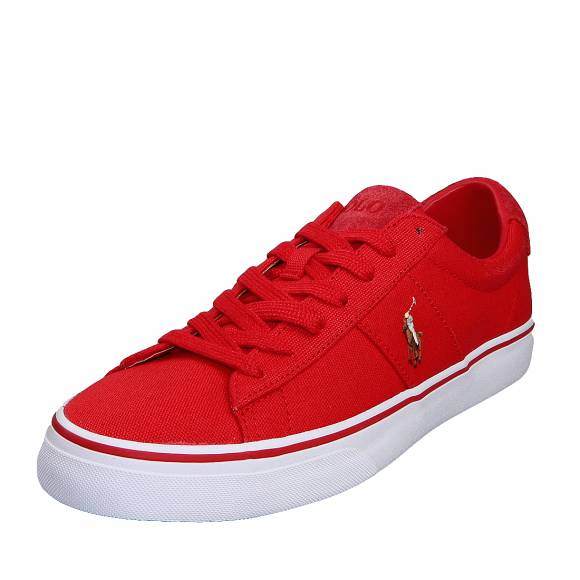 Ανδρικά Sneakers Polo Ralh Lauren Sayer Ne 816749369007 Sk Vlc Red