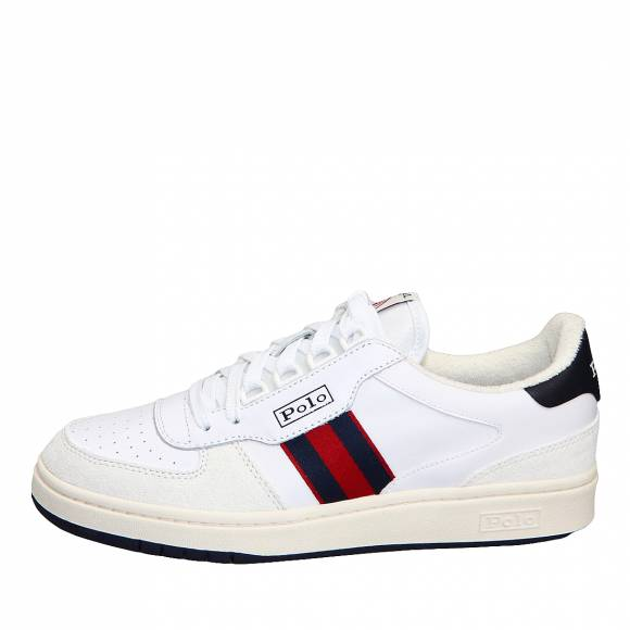 Ανδρικά Sneakers Polo Ralph Lauren Court 809784401001 Sk aTH W Nv Rl2