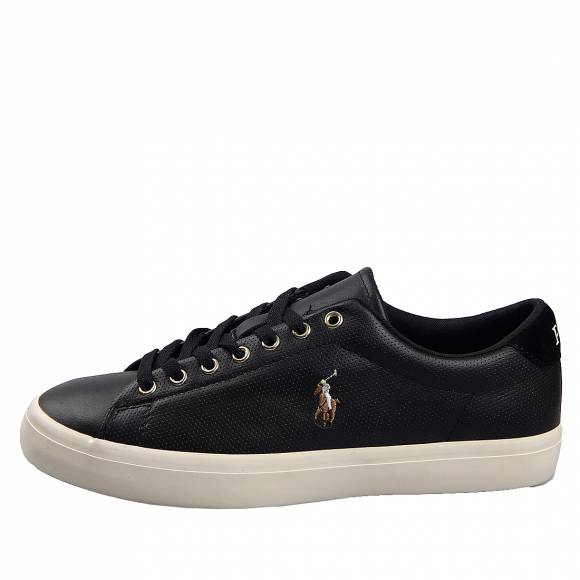 Ανδρικά Sneakers Polo Ralph Lauren Longwood 816785024001 Sk Vlc Black