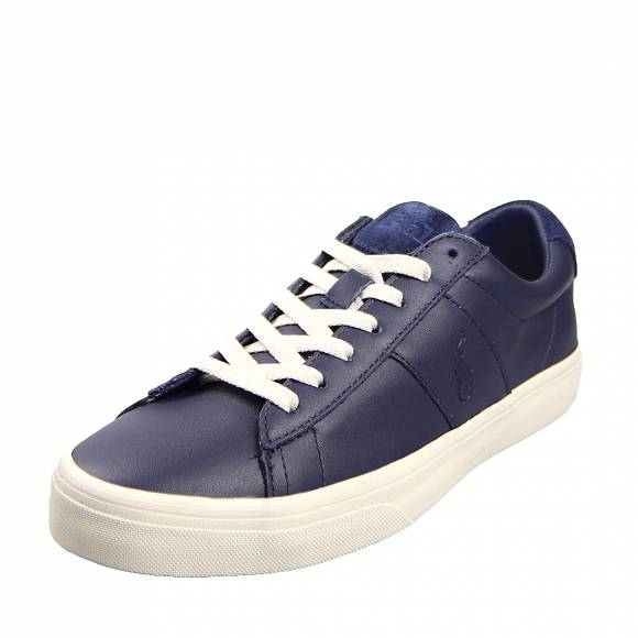 Ανδρικά Sneakers Polo Ralph Lauren Sayer Sk Vlc 816786745002 Navy