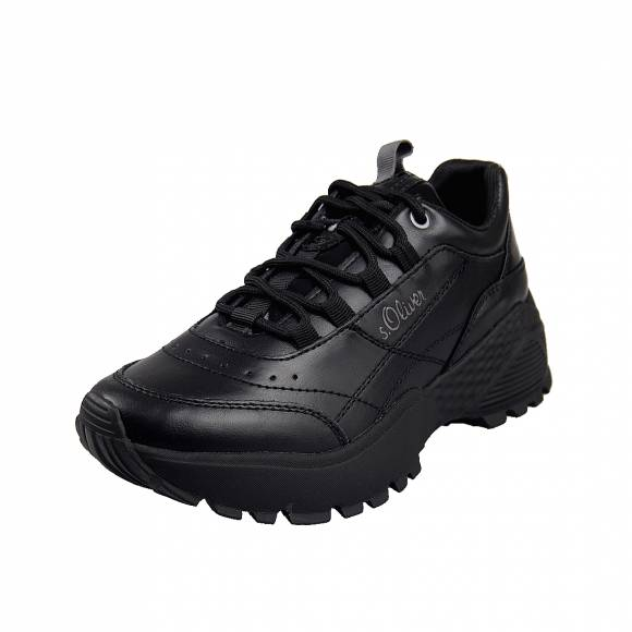 Γυναικεία Sneakers S.Oliver 5 23686 35 007 Black uni