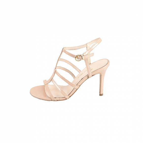 NELLY SHOES 099 40 NUDE