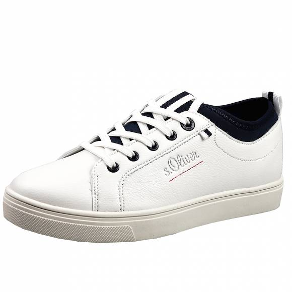 Γυναικεία Sneakers S.Oliver 5 23603 34 185 White/Navy
