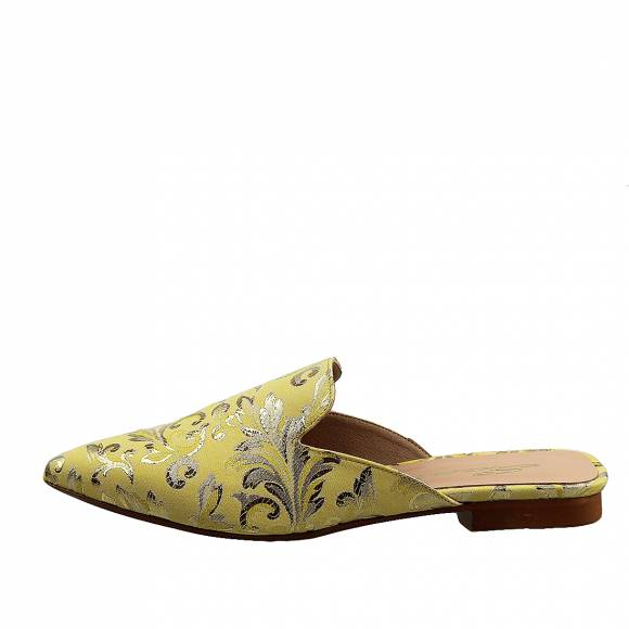 Γυναικεία Mules Sante SKU 20 130 35 Yellow