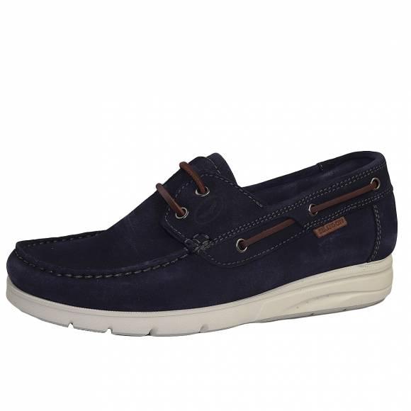Ανδρικά Παπούτσια Ιστιοπλοϊκά Sea And City 41109 Navy