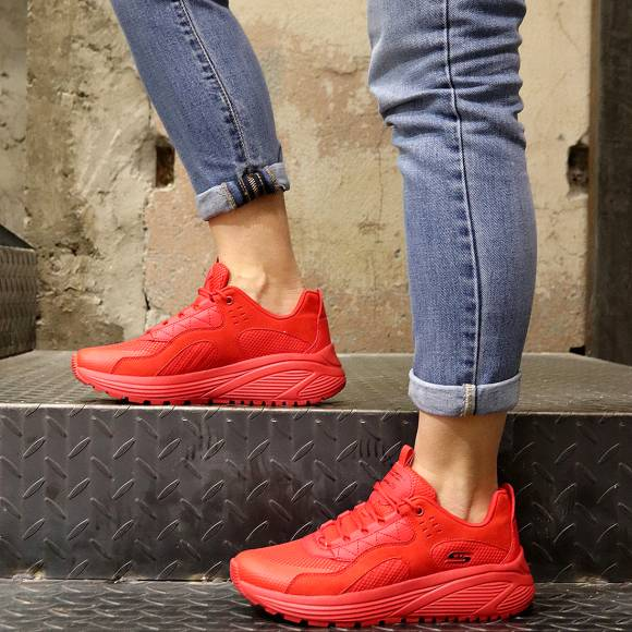 Γυναικεία Sneakers Skechers 117017 Red
