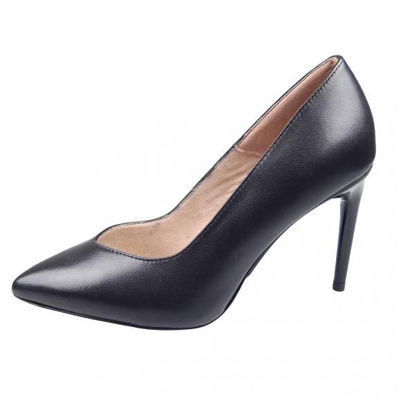 Γυναικείες Γόβες Tamaris 1 22443 25 003 Black Leather