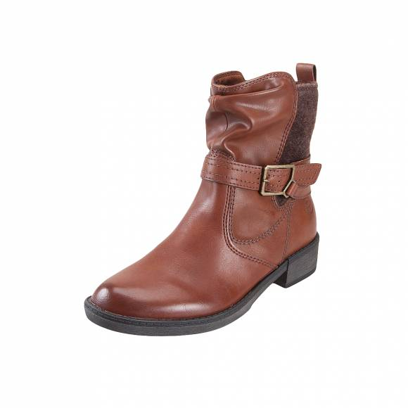 Γυναικεία Bike Boot Tamaris 1 25411 23 305 Cognac