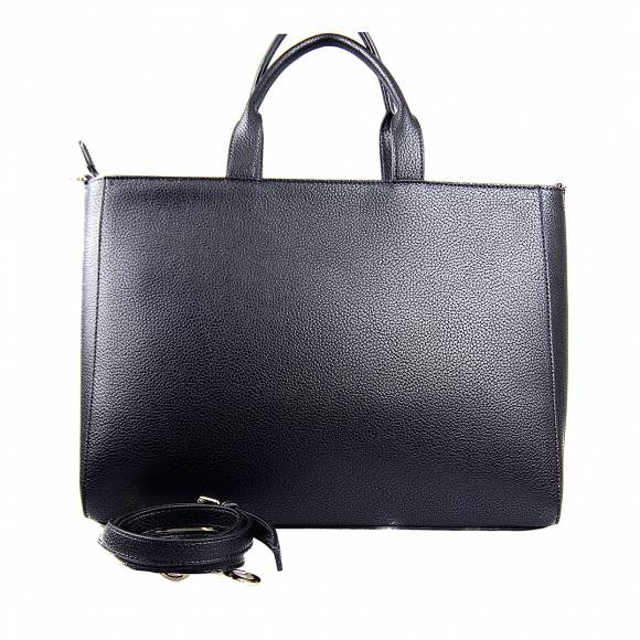 Γυναικεία Τσάντα Trussardi 75B01031 9Y099999 K299 Faith Shopper Lg Tumbled Ecoleather Black