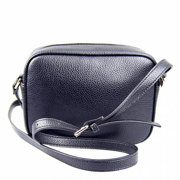 Γυναικεία Τσάντα Trussardi 75B01033 9Y099999 K299 Faith Camera Case Tumbled Ecoleather Black