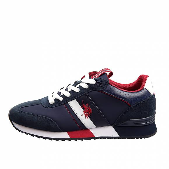 Ανδρικά Sneakers Us Polo Assn Austen Ferry 4122S0 SN1 Navy