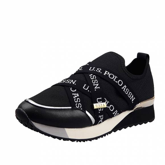 Γυναικεία Sneakers Us Polo Assn Brianna Frida4178S0 TY1 Black