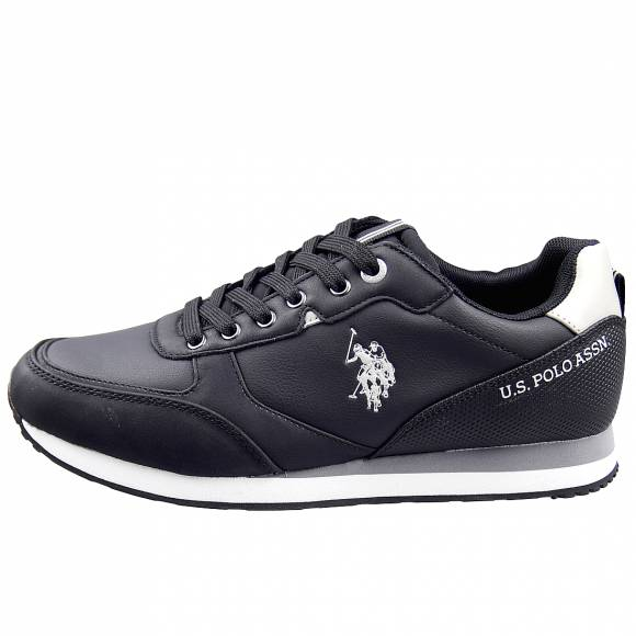 Ανδρικά Sneakers Us Polo Assn Bryson1 Black WILYS4123S0 YN1