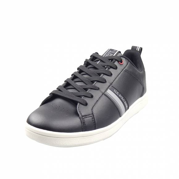 Ανδρικά Sneakers Us Polo Assn Grayson1 Club Black ALCOR4134S0 Y2