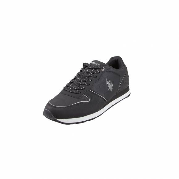 Ανδρικά Sneakers Us Polo Assn Wilys4087S9 YH1 Soren1 Club Blk