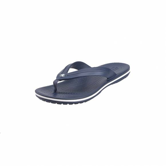 Παιδικά Σανδάλια Crocs Crocband Flip Gs 205778 410 Navy Relaxed Fit