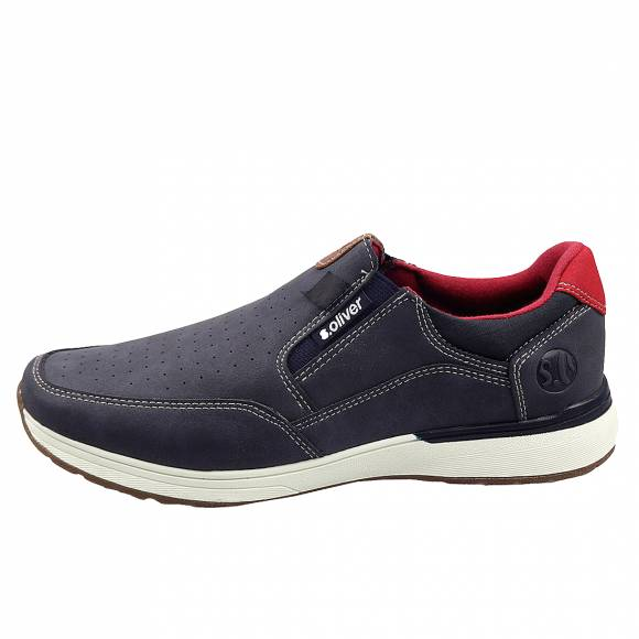 Ανδρικά Slippers S.Oliver 5 14605 24 805 navy