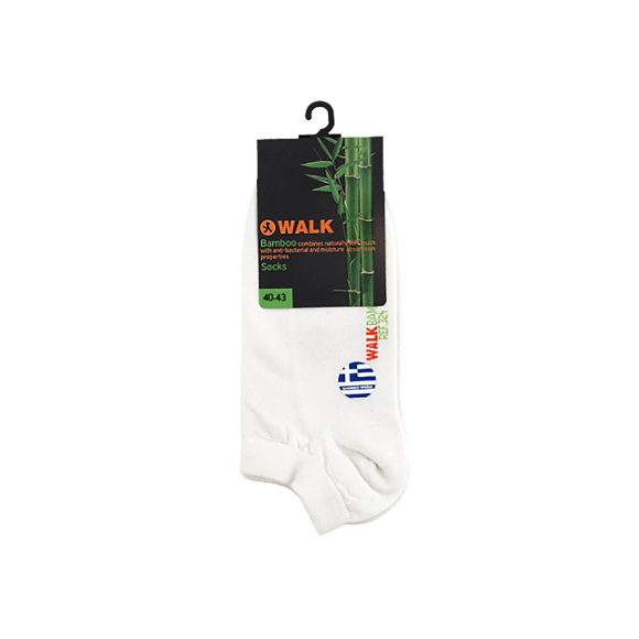 Walk socks W324 White